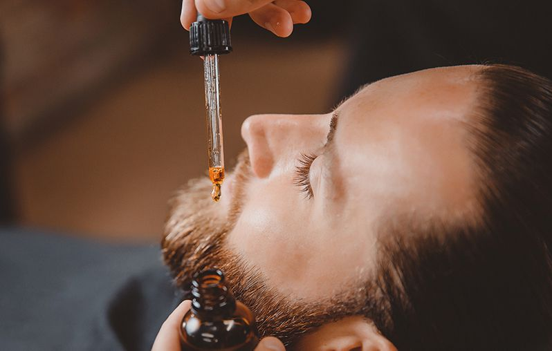 Let's talk about the benefits of Argan Oil for beards