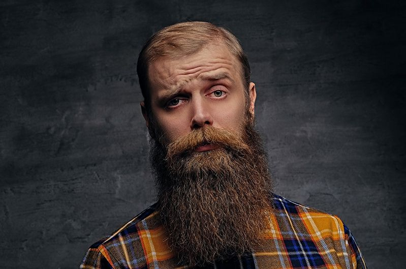 Argan oil can help your beard look awesome!