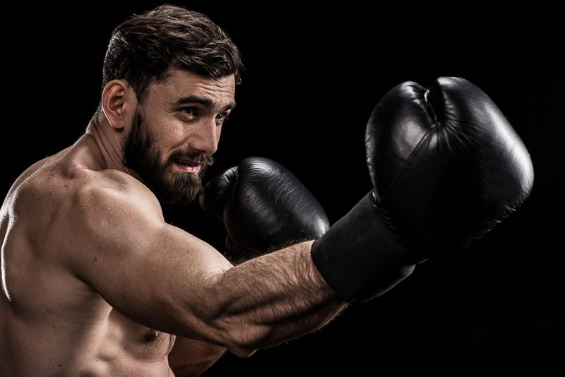 Can you have a beard in Boxing?
