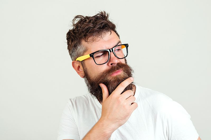 Argan oil for beard growth! I've heard it can help?