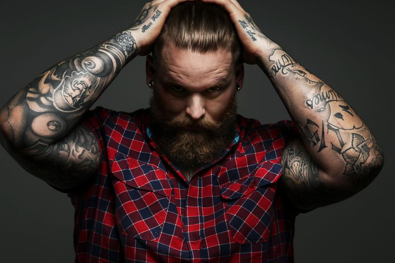 Top Beard Skin Problems and Dealing with Beard Itch