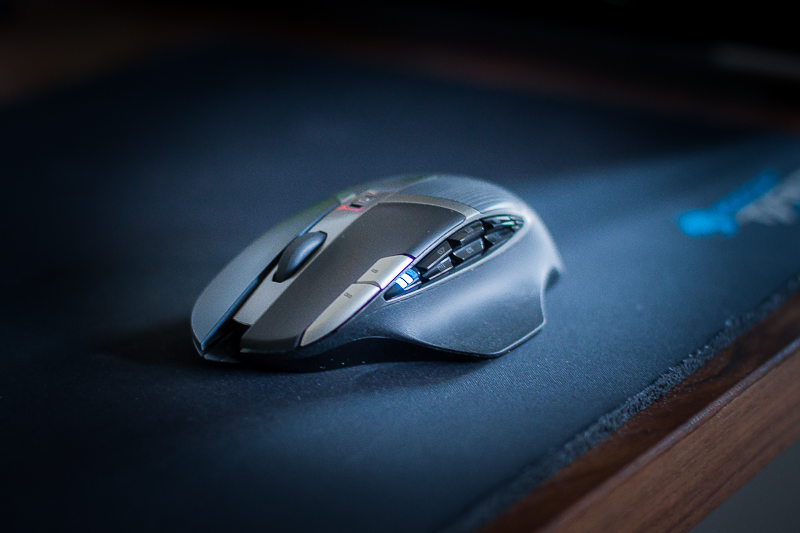 Logitech G602 Wireless Gaming Mouse<