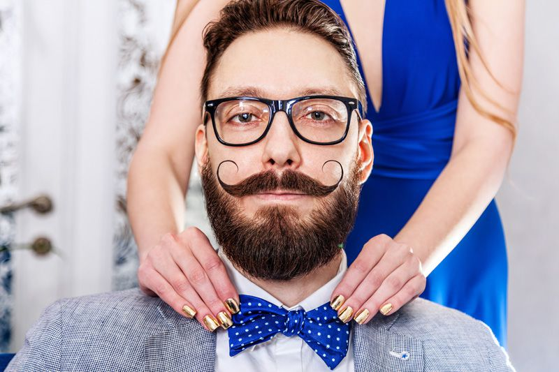 Your ready to grow your Handlebar Moustache