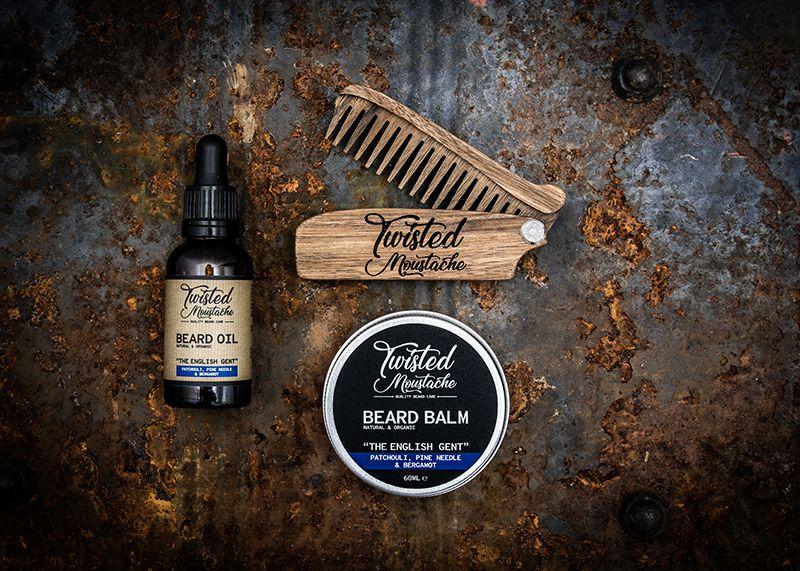 Twisted Moustache Beard Grooming kits