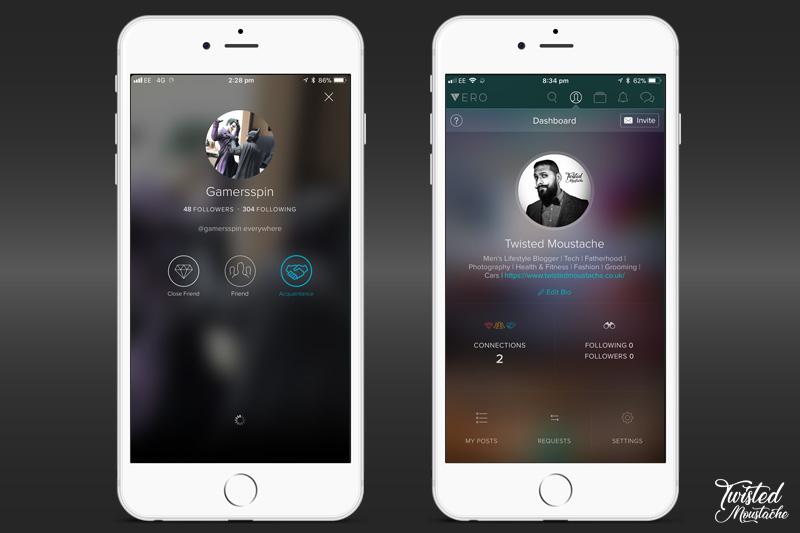 Vero App - Connect