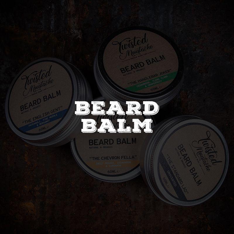 Organic Beard Balm