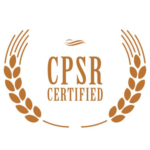 CPSR Certified
