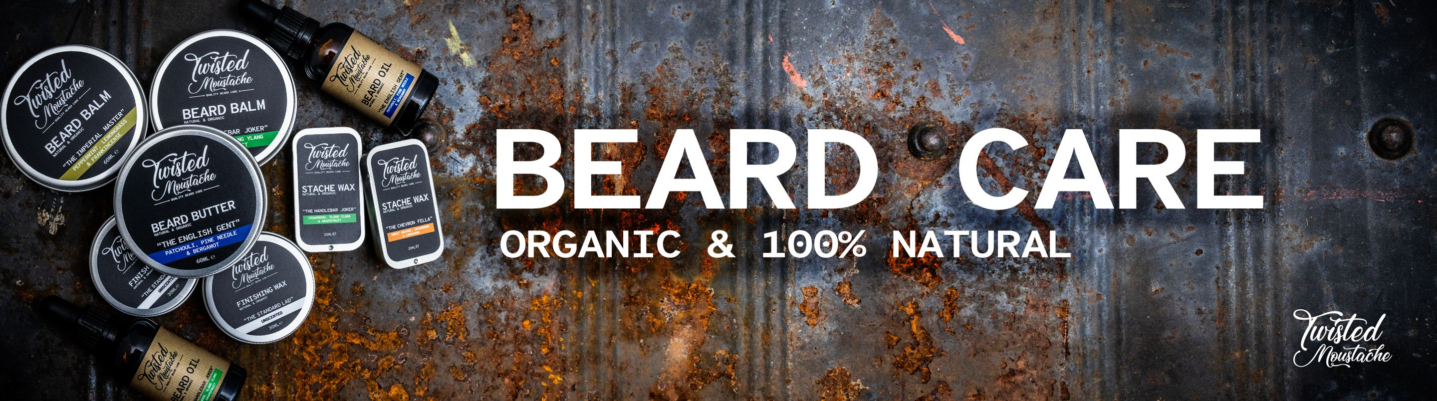 The very best Beard Care available in the UK