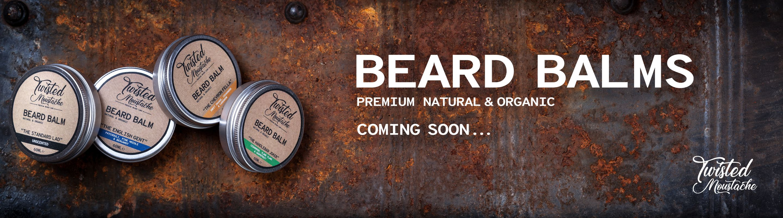 Premium Quality Beard Balm - Register Your Interest