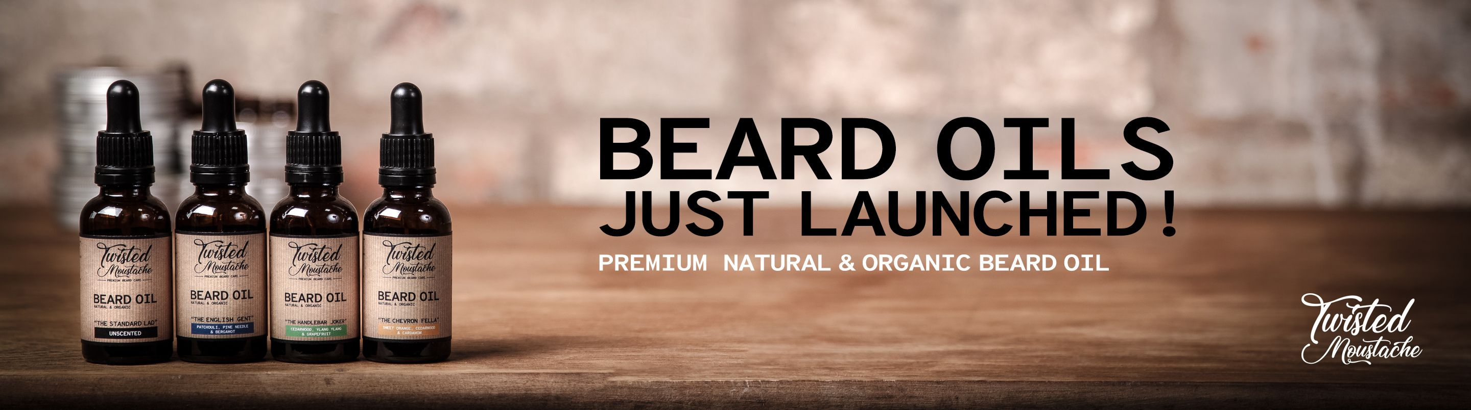 Premium Quaility Beard Oil - Buy now!