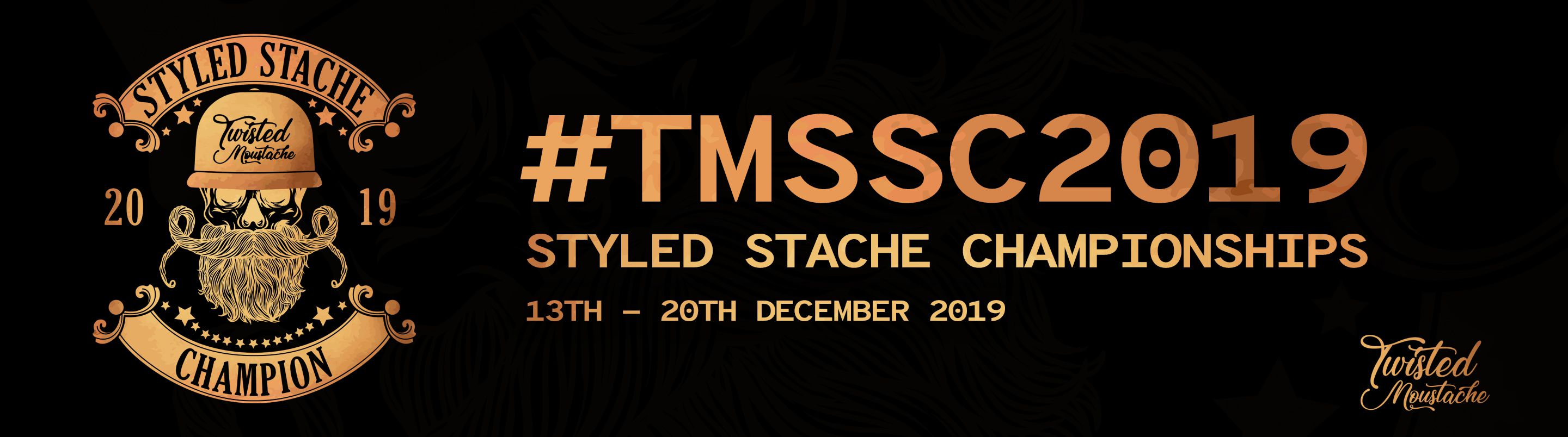 Twisted Moustache Stayled Stache Championships 2019