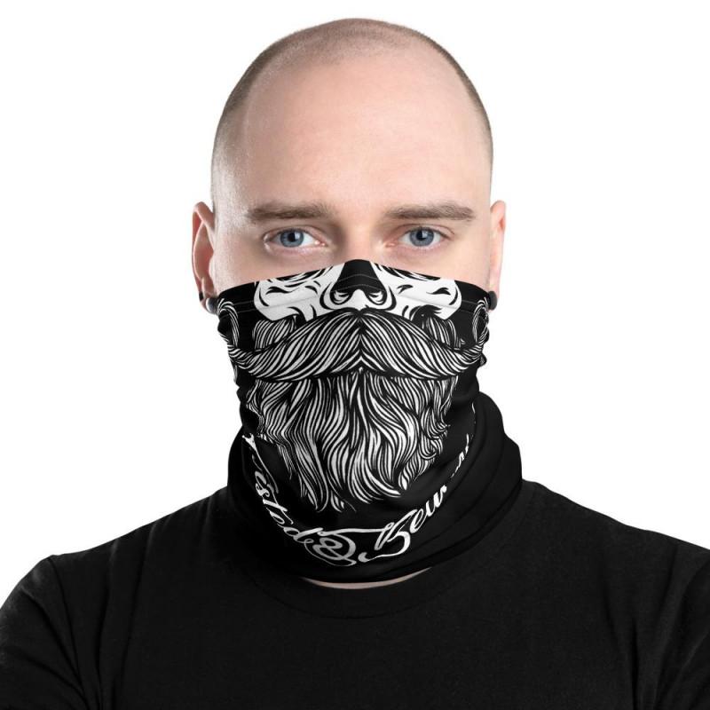 Twisted & Bearded Beard Cover