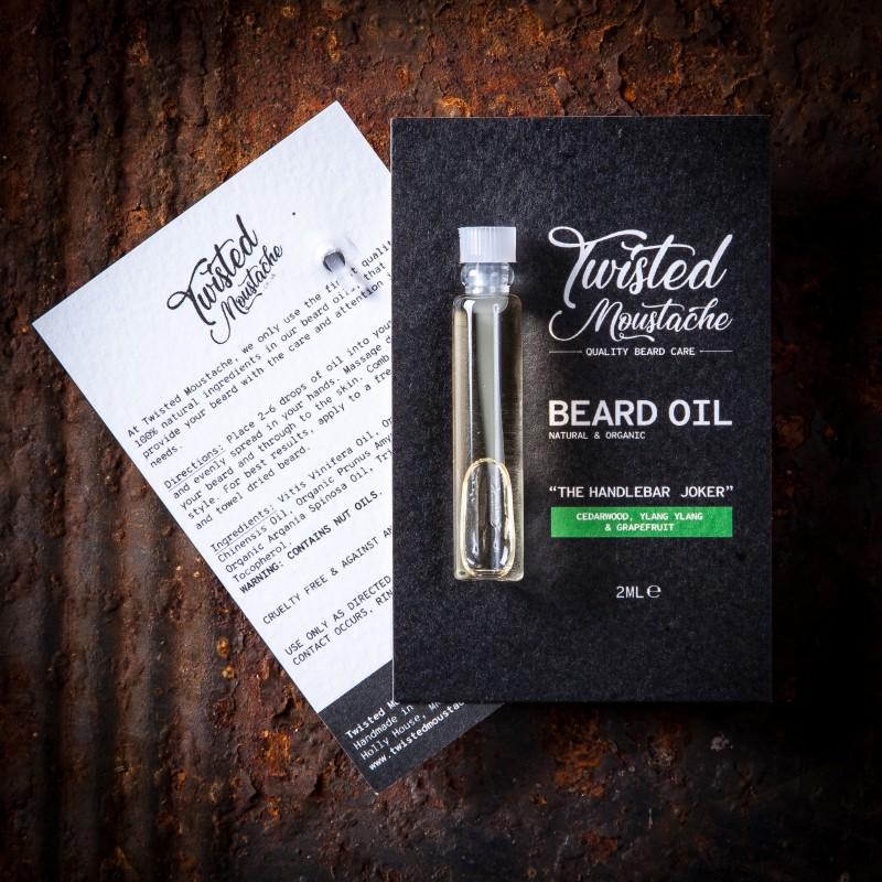 Beard Oil Sample Pack