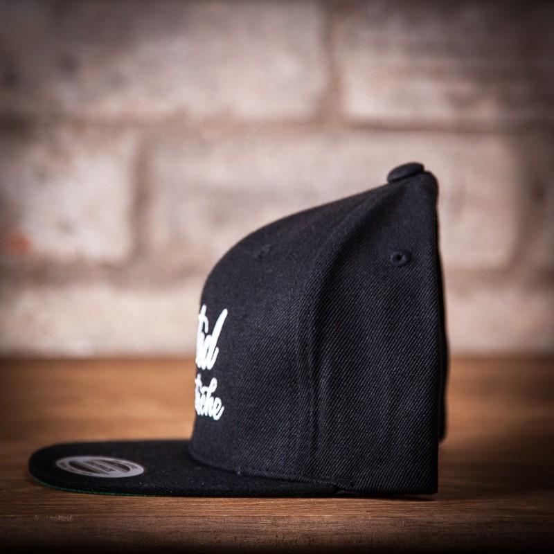 Classic Snapback Cap