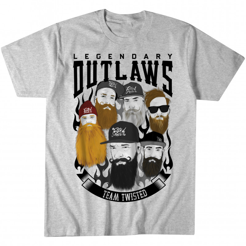 Legendary Outlaws Premium Edition Tee