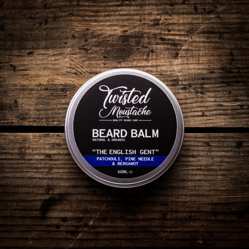 The English Gent Beard Balm