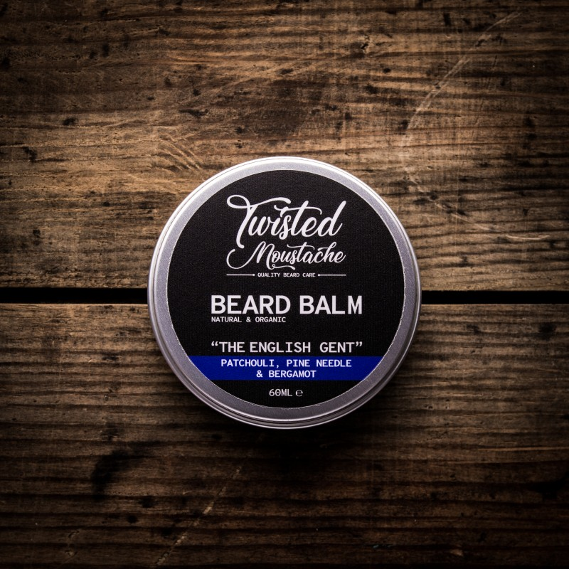 The English Gent Beard Balm