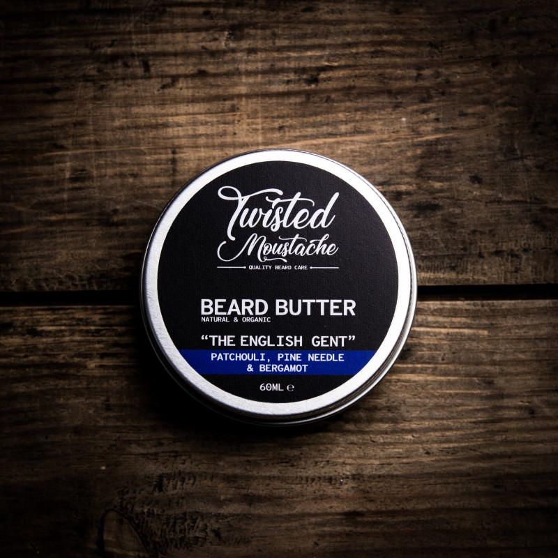 The English Gent Beard Butter