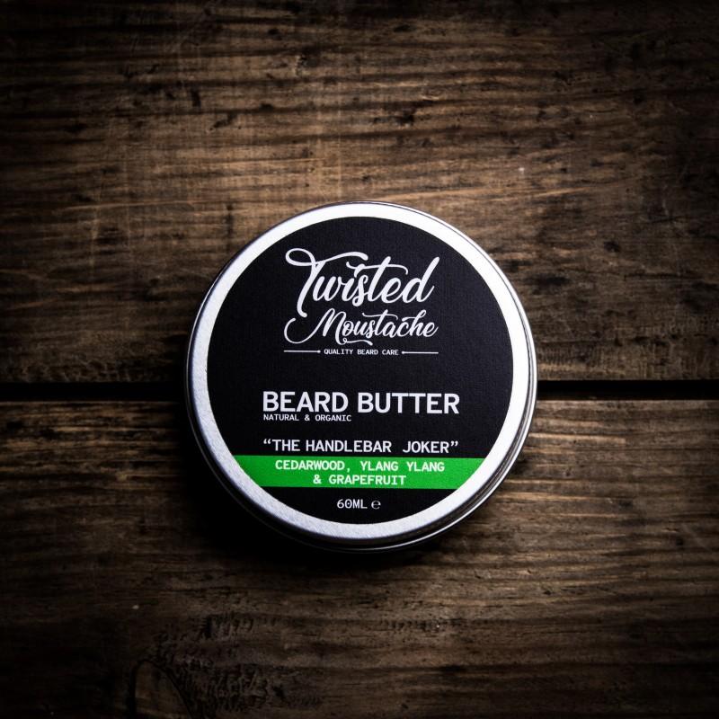 The Handlebar Joker Beard Butter
