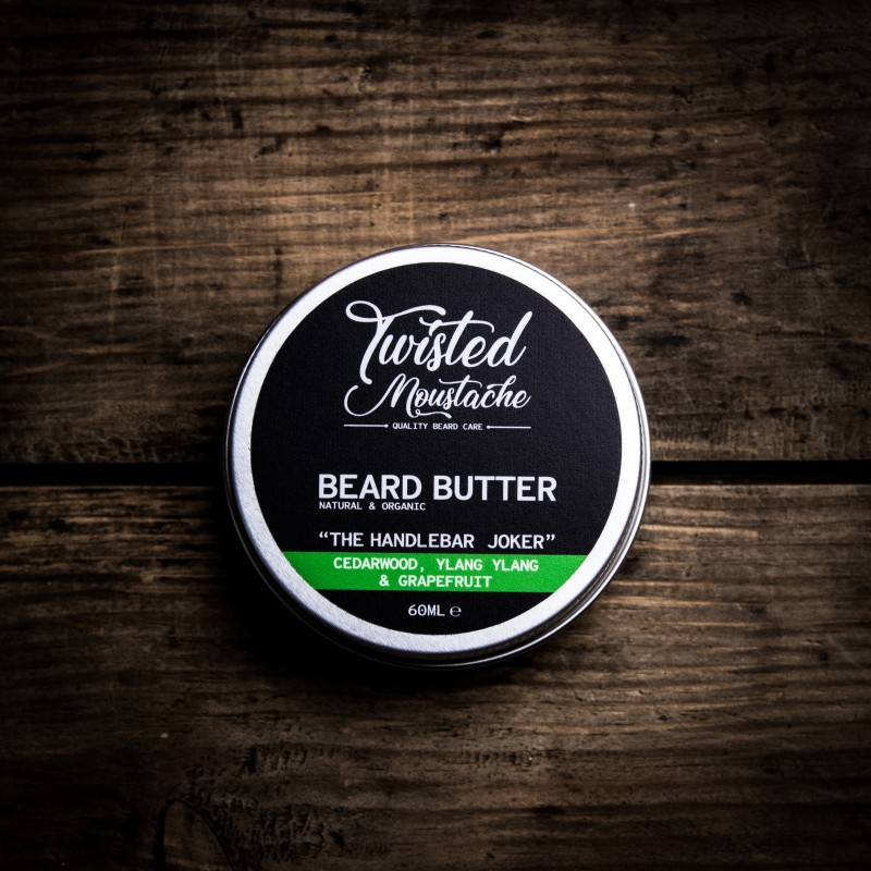 The Handlebar Joker Beard Butter