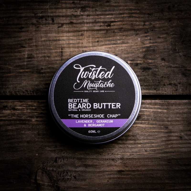 The Horseshoe Chap Bedtime Beard Butter
