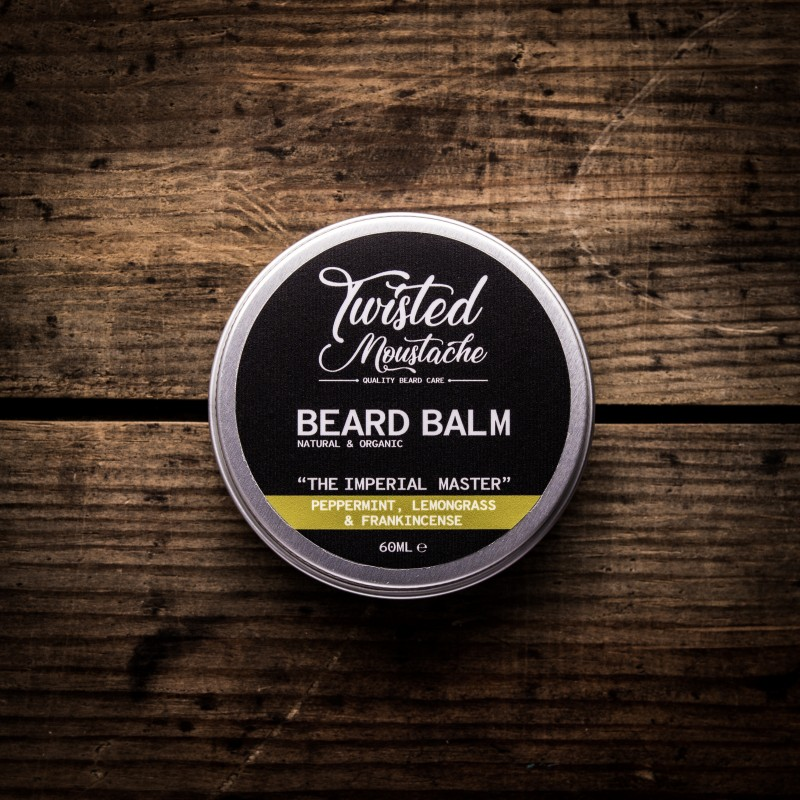 The Imperial Master Beard Balm