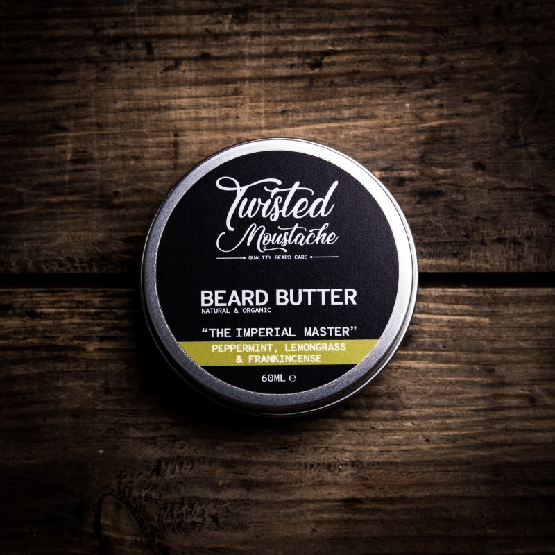 The Imperial Master Beard Butter