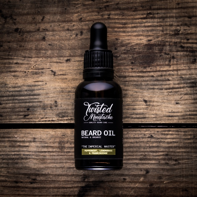 The Imperial Master Beard Oil