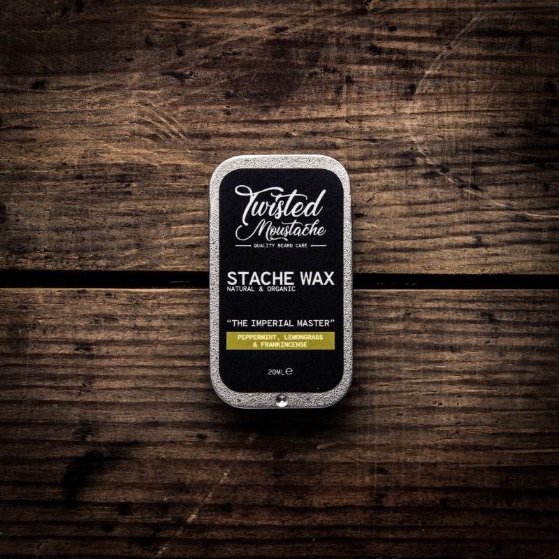 The Imperial Master Stache Wax
