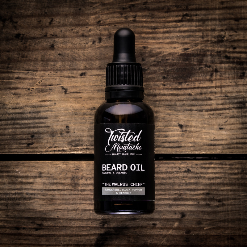 The Walrus Chief Beard Oil
