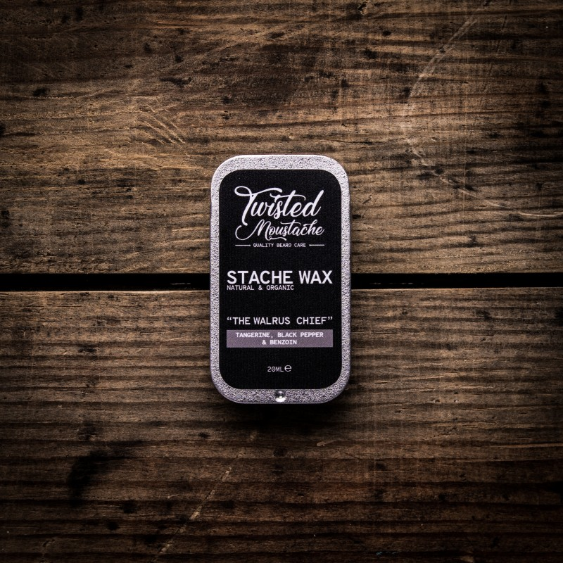 The Walrus Chief Stache Wax