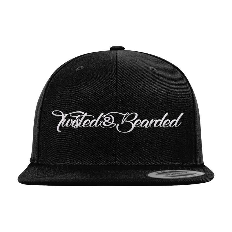 Twisted & Bearded Classic Snapback