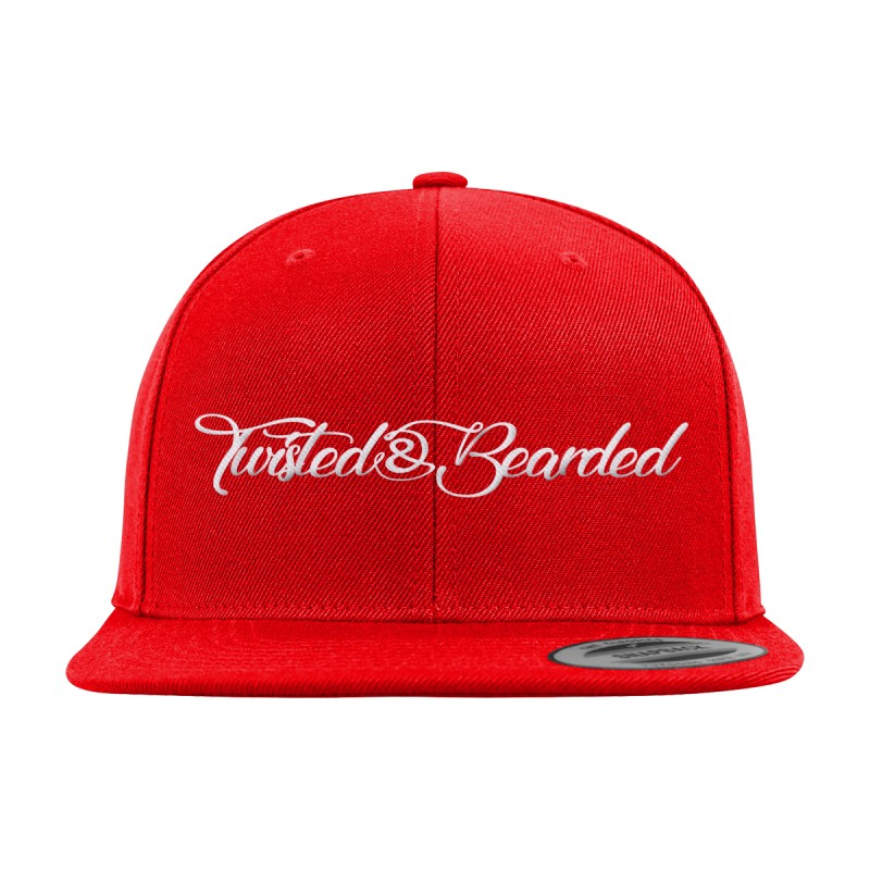 Twisted & Bearded Classic Snapback