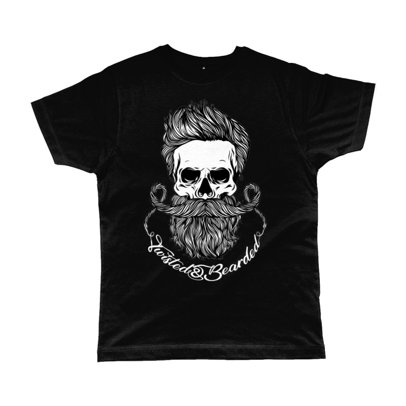 Twisted & Bearded Classic Tee