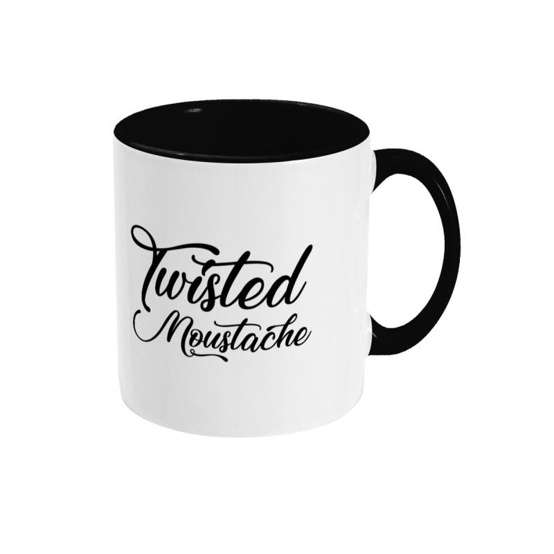 Twisted & Bearded Mental Health Coffee Mug