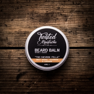 The Chevron Fella Beard Balm