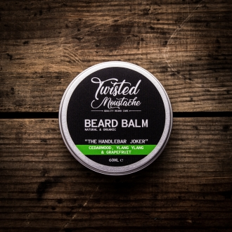 The Handlebar Joker Beard Balm