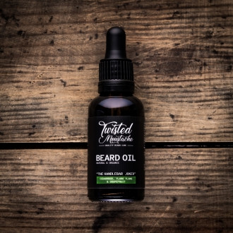 The Handlebar Joker Beard Oil